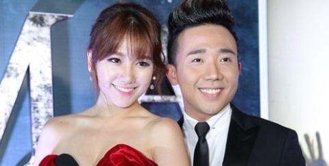 Hari Won tham gia liveshow cua Tran Thanh o Da Nang hinh anh