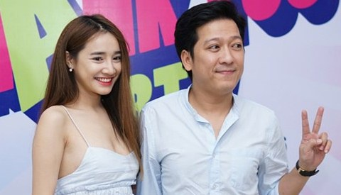 Nha Phuong tham gia live show Truong Giang vao phut chot hinh anh