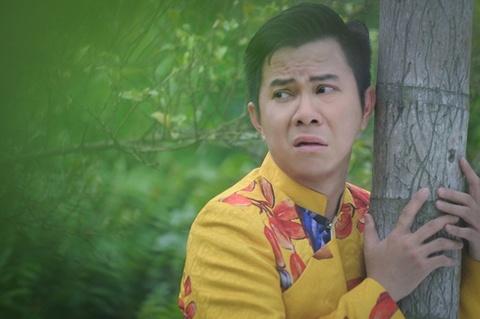 Quoc Dai lam chu re hut trong MV moi hinh anh