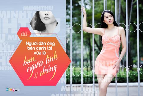 'Gai nhay' Minh Thu: 'Toi va ban trai da yeu nhau hon 10 nam nay' hinh anh 4