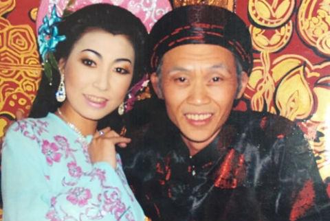 Chau gai Thai Chau: 'Anh Hoai Linh yeu tu khi toi 14 tuoi' hinh anh