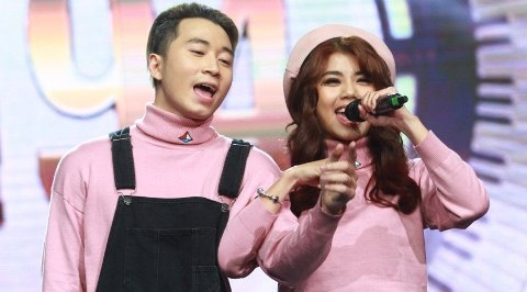 Rapper Karik thua nhan yeu Dam Phuong Linh hinh anh