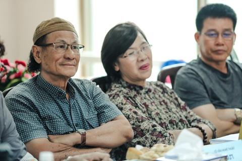 Viet Trinh diu dang ben ban trai Hoang Oanh trong ngay casting phim hinh anh 7