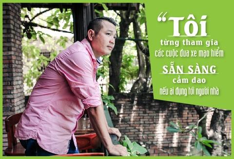 Em trai Quyen Linh tung an cap, dua xe, danh bac va 3 lan suyt chet hinh anh 2