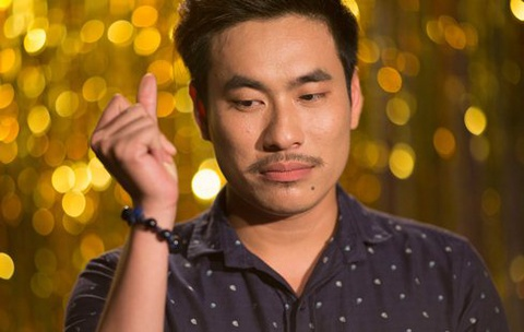Sau 'Em chua 18', Kieu Minh Tuan dong phim chuyen the tu bom tan Han hinh anh