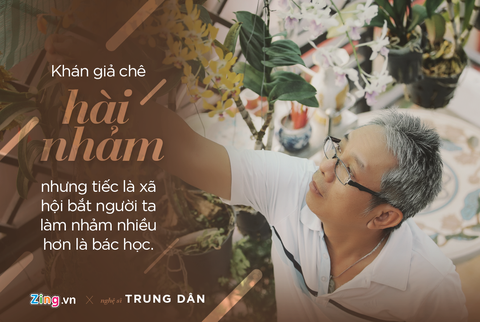 Trung Dan: 'Toi va Tran Thanh nhieu lan bi cong an moi len lam viec' hinh anh 5