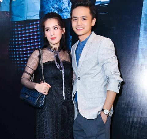 Truong Giang, Nha Phuong mac do doi di xem phim hinh anh 8