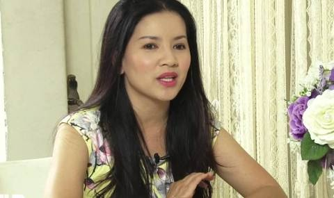 Vu Ngoc Trinh 'Mui ngo gai' kien Nha hat Kich TP.HCM duoc xet xu hinh anh