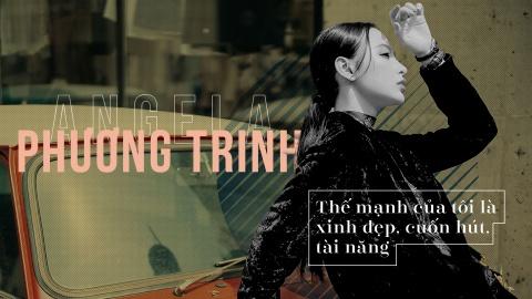 Angela Phuong Trinh: 'Toi xinh dep, cuon hut va tai nang' hinh anh 1