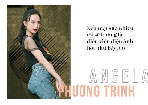 Angela Phuong Trinh: 'Toi xinh dep, cuon hut va tai nang' hinh anh 8