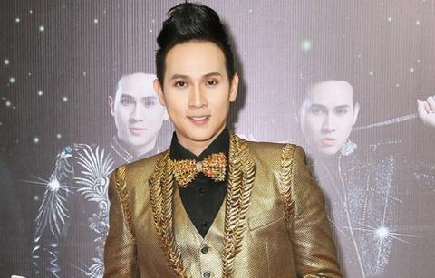Nguyen Vu hat voi cac danh ca trong album ky niem 25 nam ca hat hinh anh