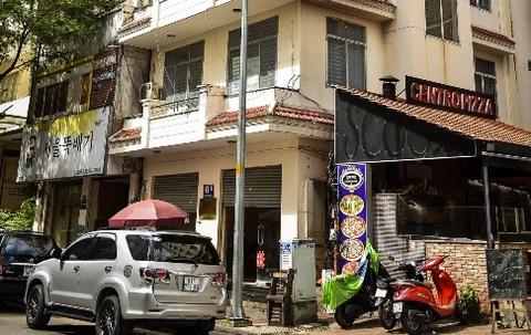 Hang phim truyen Viet Nam o TP.HCM da ngung hoat dong 6 thang qua hinh anh