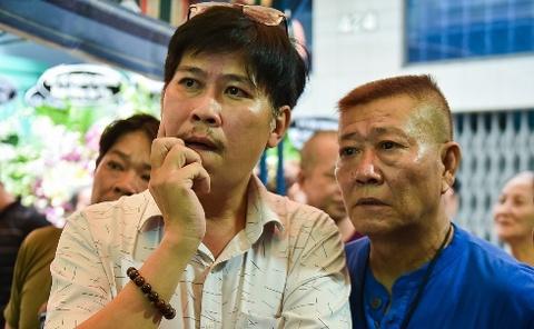 Phuoc Sang, Hong To nghen ngao den vieng nghe si hai Khanh Nam hinh anh
