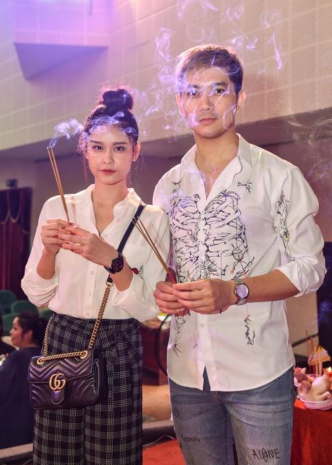 Ngoc Son, Tran Thanh hoi ngo trong le cung To o san khau kich Hong Van hinh anh 12