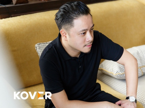 Victor Vu: Toi da xin loi Nha Phuong sau khi dap monitor o phim truong hinh anh