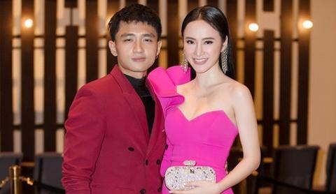 Huu Vi thap tung Angela Phuong Trinh o Singapore giua tin don hen ho hinh anh