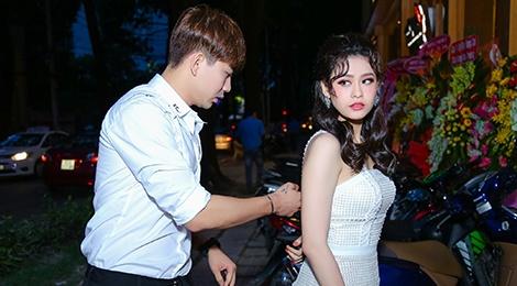Truong Quynh Anh va Tim van song chung du da ly hon hinh anh