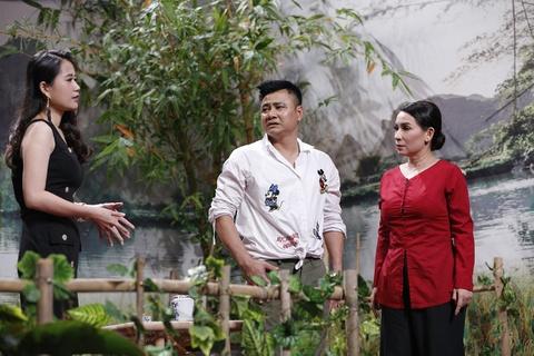 Hoai Linh ke chuyen Phi Nhung xin ba me de cuoi minh hinh anh