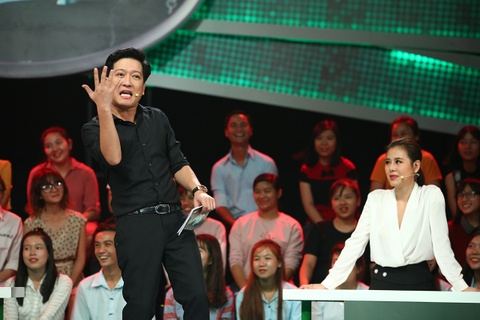 Truong Giang guong cuoi di quay hinh sau chuyen tinh cam voi Nam Em hinh anh 3