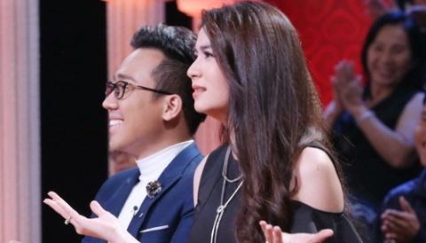 Thanh Duy ke Kha Ly khong ton trong chong o game show hinh anh