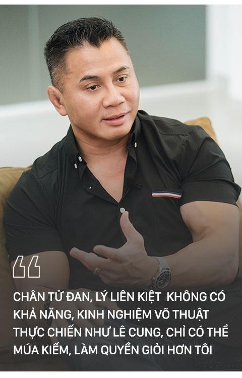 Cung Le: 'Toi se danh cho Flores no don vi bat nat vo su Viet Nam' hinh anh 5