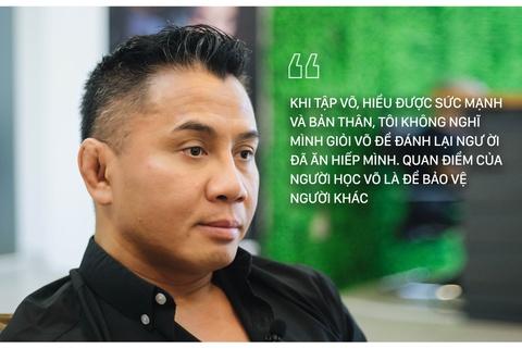Cung Le: 'Toi se danh cho Flores no don vi bat nat vo su Viet Nam' hinh anh 8