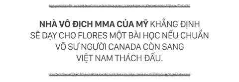 Cung Le: 'Toi se danh cho Flores no don vi bat nat vo su Viet Nam' hinh anh 2