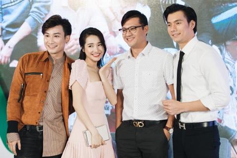 Nhan Phuc Vinh: 'Nha Phuong da sam so toi khi dong phim chung' hinh anh 3