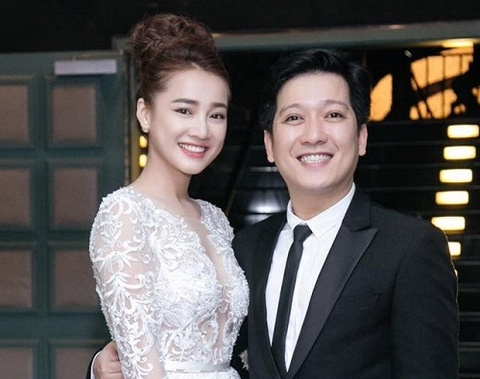 Nha Phuong: Chuyen toi va Truong Giang khong bi anh huong boi tin don hinh anh 3
