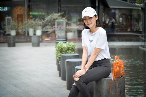 Cao Thai Ha: 'Huu Vi qua lanh lung nen toi phai chu dong ru di choi' hinh anh 3