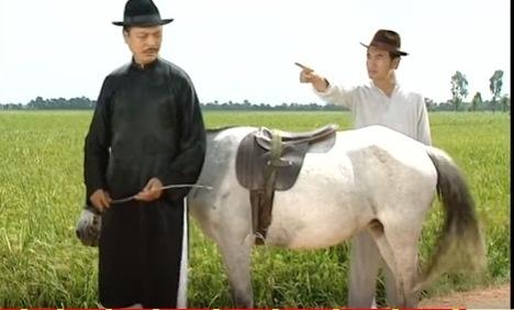 Khanh Hoang trong phim Con nha ngheo hinh anh