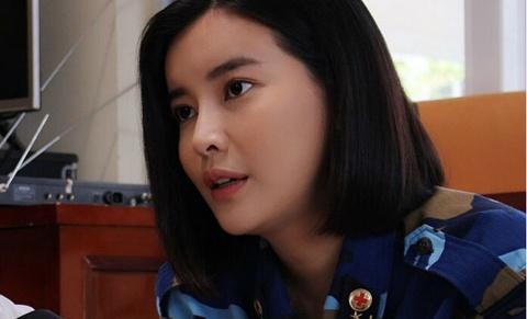 Cao Thai Ha ke chuyen kiet suc, bi sot khi quay 'Hau due mat troi' hinh anh