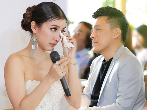 Tieu Chau Nhu Quynh: 'Chu Lam Truong gian du vi toi co tao scandal' hinh anh