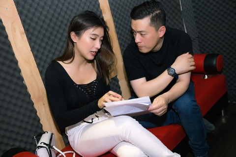 Tieu Chau Nhu Quynh: 'Chu Lam Truong gian du vi toi co tao scandal' hinh anh 4