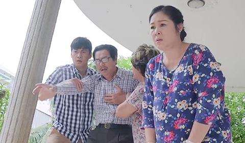 'Gao nep gao te': Ba Mai, ong Vuong guc nga khi bi Han lay trom so do hinh anh