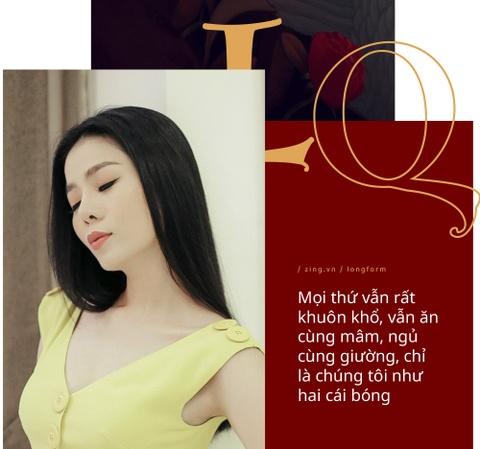 Le Quyen: 'Toi va Ho Ngoc Ha het duyen. The thoi!' hinh anh 9