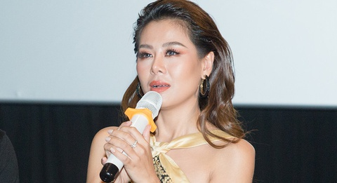 Nam Thu phu nhan canh tranh ngam voi Lam Vy Da hinh anh