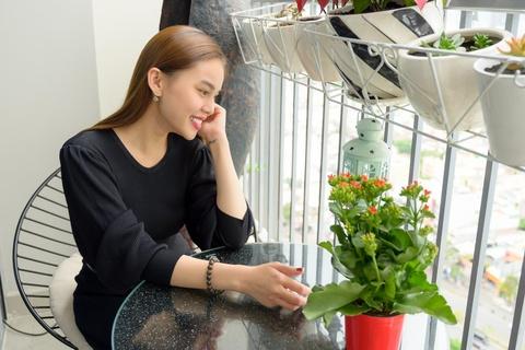 Giang Hong Ngoc: 'Mua duoc can ho hon 7 ty dong do nho me giu tien' hinh anh 5