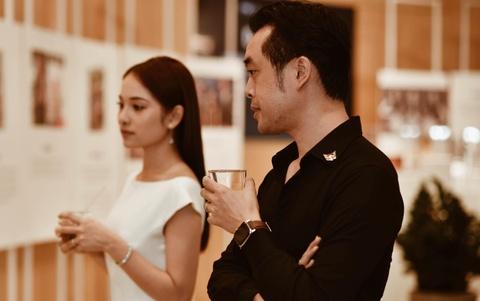 Duong Khac Linh ngo lo tinh cu Trang Phap khi gap lai hinh anh
