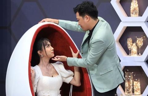 Lynk Lee phan ung khi Truong Giang de nghi hon o On gioi hinh anh