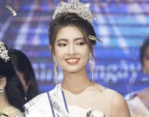 Nguoi dep Du lich Quang Binh 2019 bi tuoc danh hieu hinh anh