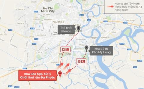 Chon Da Phuoc xu ly rac, TP HCM lang phi trieu USD hinh anh 3