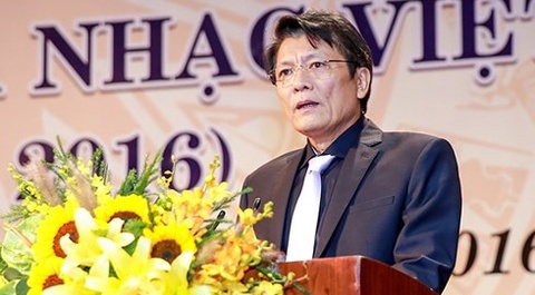 NSND Nguyen Quang Vinh tro thanh quyen Cuc truong Cuc NTBD hinh anh