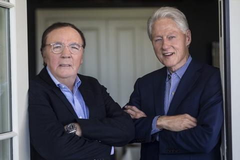 Tieu thuyet li ky cua cuu Tong thong My Bill Clinton gay sot hinh anh