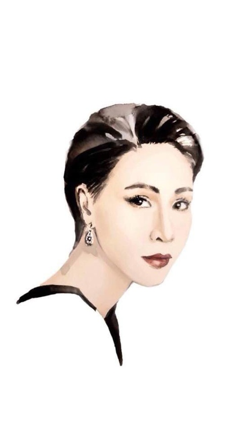 Ca si Uyen Linh - con meo sinh ban dem hinh anh 2