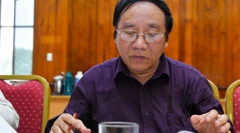 Thanh vien Hoi dong Giai thuong Sach Quoc gia noi ve giai hinh anh