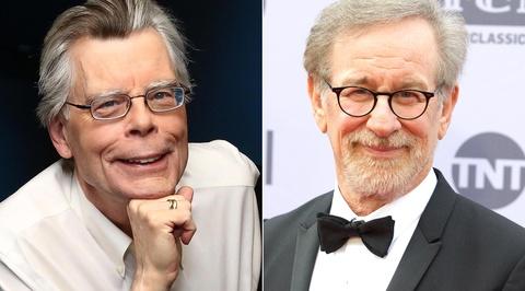 Su hop tac bat thanh giua Steven Spielberg va Stephen King hinh anh
