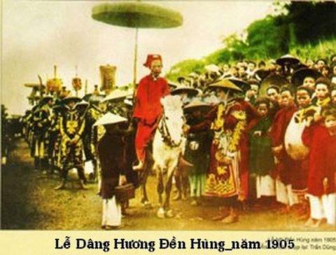 Le gio To Hung Vuong 87 nam truoc dien ra nhu the nao? hinh anh 3