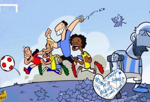 World Cup dang 'lung doan' chung ta nhu the nao? hinh anh