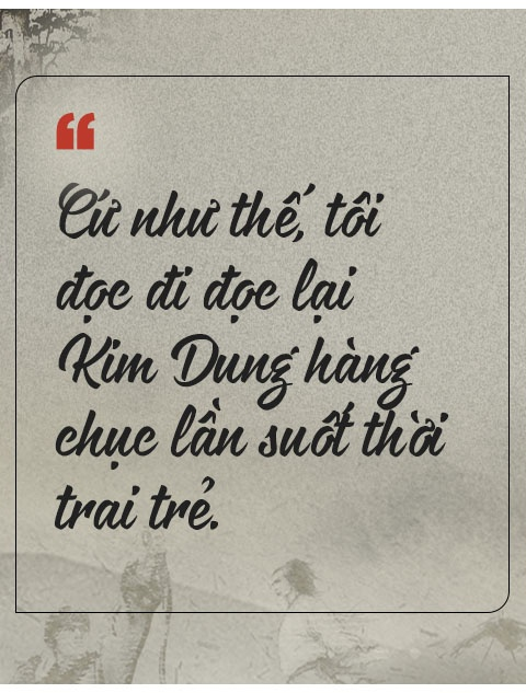 Xin cam ta Kim Dung va nhung hiep khach giang ho hinh anh 5